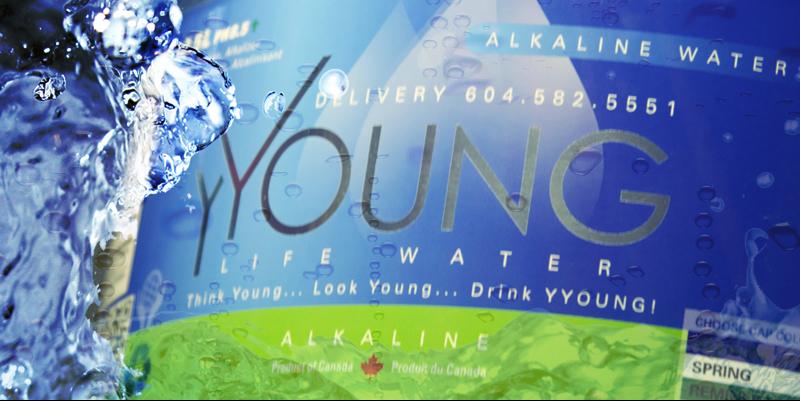 YYoung Water, alkiss water, yyoung life water, alkaline water, natural spring alkaline water, glacier water